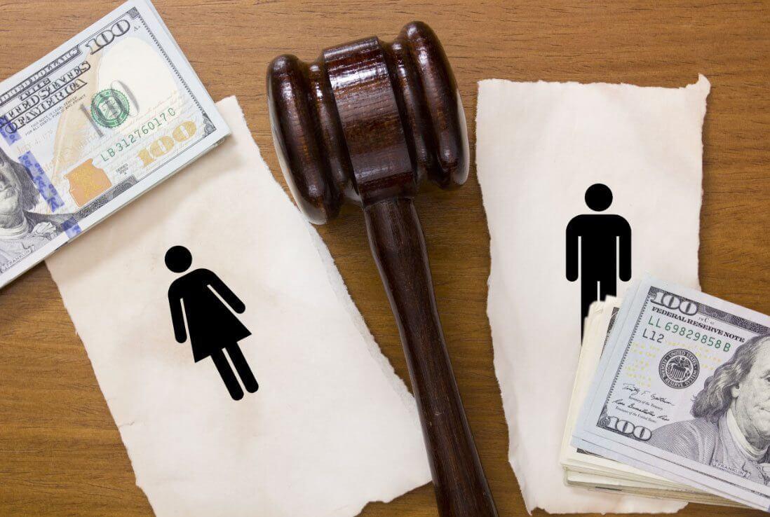 divorzio e debiti