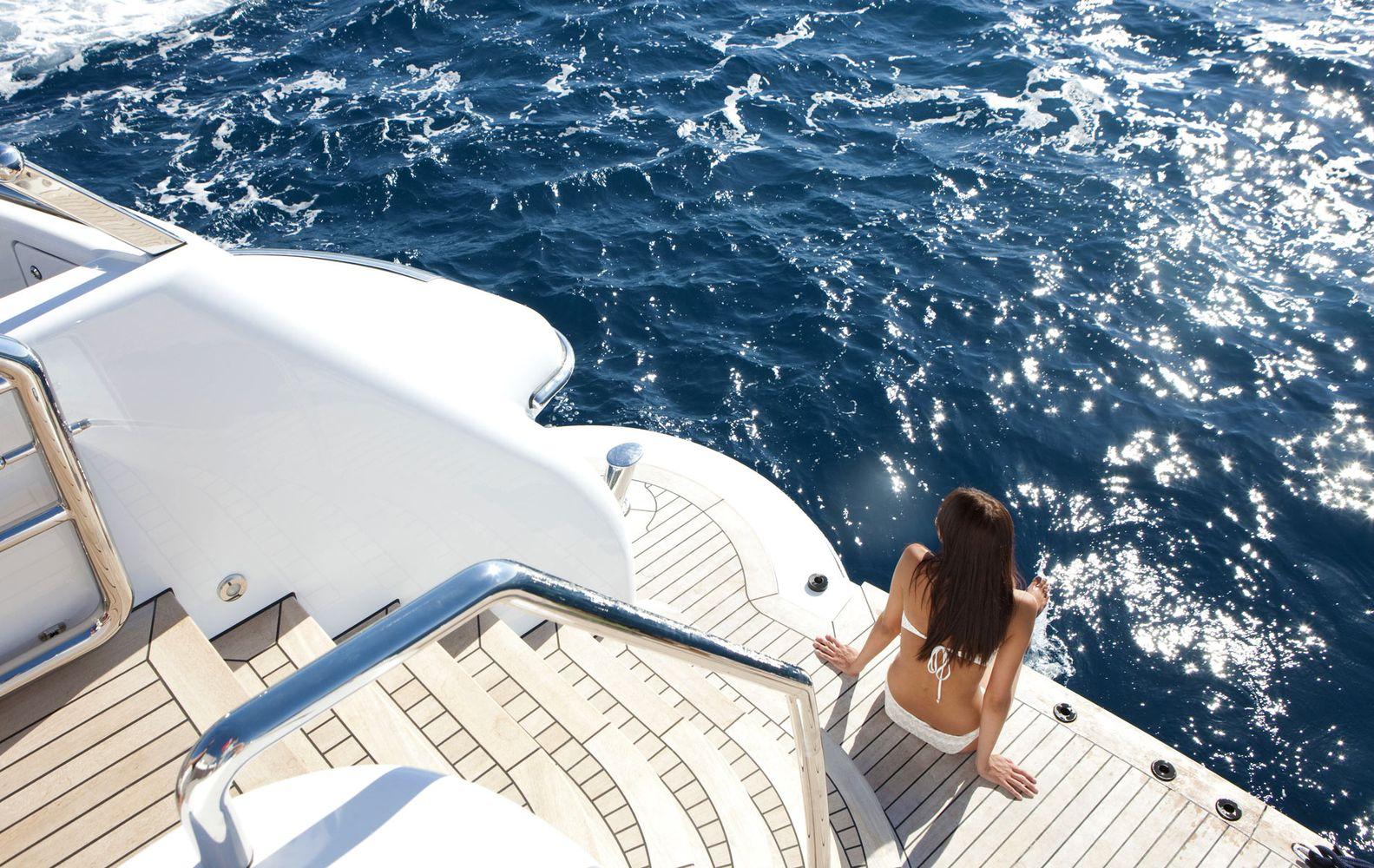 Locazione e noleggio di una barc